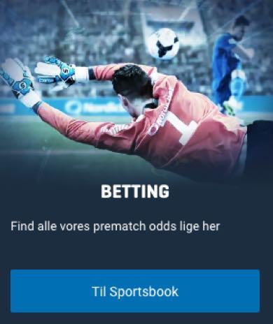 Find alle vores prematch odds lige her pa Nordicbet